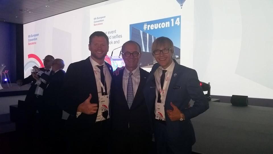 2014 metų REMAX konvencija Barselonoje